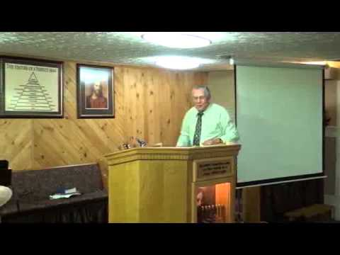 12-1121 - A Study on the Book of Revelations Pt.50 (Judgment Seal) - Samuel Dale