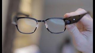 Focals smart glasses | CES 2019