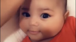 Stormi Webster Moments