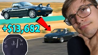 Here's Everything Wrong With Donut Media's MONEYPIT Miata