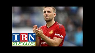 Luke Shaw and Marcus Rashford named in England XI vs Spain