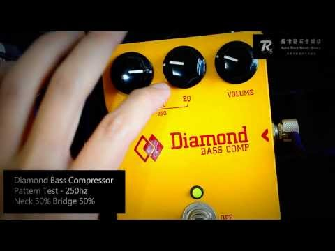 Diamond Pedals BCP1 Bass Compressor