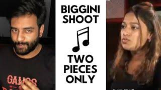 Biggini Shoot – Dialogue with Beats (Yashraj Mukhate) – Poonam Sethi