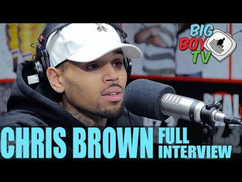 Chris Brown on Becoming A Dad, His New Album
