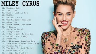 Miley Cyrus Greatest Hits 2019   Best Songs of Miley Cyrus