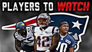 3 Under the Radar Patriots who could make a BIG jump in 2020