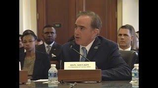 Rep. Zeldin Questioning Undersecretary for the VA David Shulkin re: Wait Time Manipulation (4/19/16)