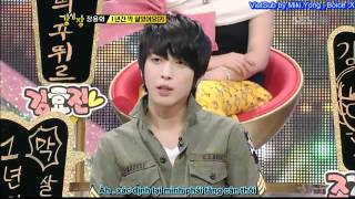 [Vietsub] Strong heart Ep 73 YongHwa cut