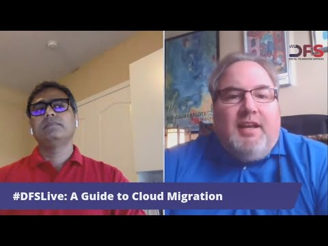 #DFSLive : Chapter 1 : A Guide to Cloud Migration