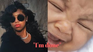 Sharina 's Baby Crying, Neighbors telling, she is done with Kevin?!
