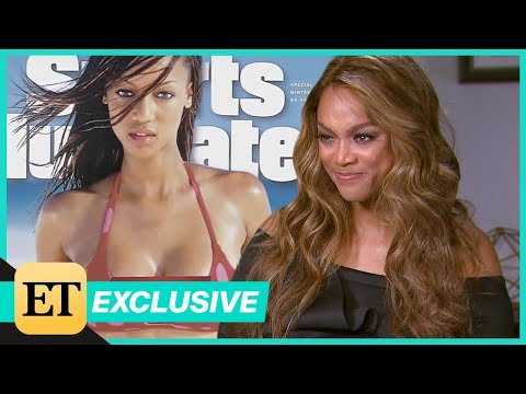 Tyra Banks Emotionally Reacts to Her 1997 Sports Illustrated Cover (Exclusive)