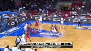 2010 Team USA FIBA World Championship Best Plays