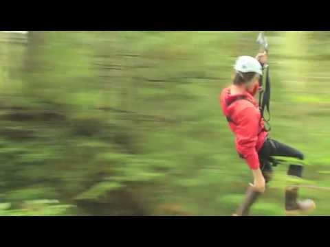 Alaska Zipline Adventures Rainforest Canopy Tour