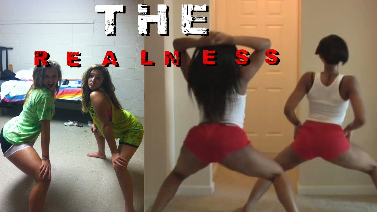 The Realness White Girl Twerking Vs Black Girls Twerking