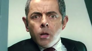 CAT-astrophe!   Funny Clip   Johnny English Reborn   Mr Bean Official