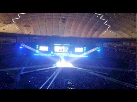 SMTOWN 東京ドーム 120804 - SuJu & f(x) - Oops!
