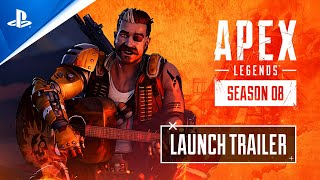 Apex Legends - Season 8: Mayhem Launch Trailer | PS5, PS4