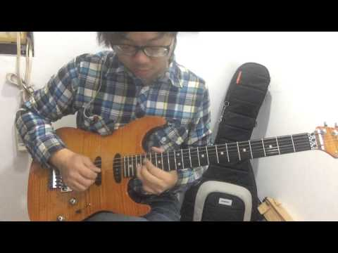 信樂團-天高地厚 solo cover(A Ju)
