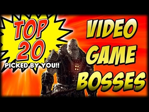 "Top 20 ""VIDEO GAME BOSSES"" Of All Time (Top Twenty) Madden NFL 25 ""XBOX ONE"" - Smashpipe Games"