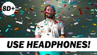 Post Malone - Congratulations (8D AUDIO) ft. Quavo