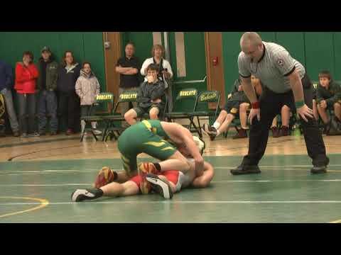 NAC - Beekmantown Mod & JV Wrestling 12-4-13