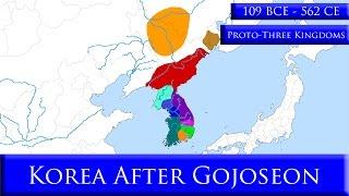 Proto-Three Kingdoms of Korea