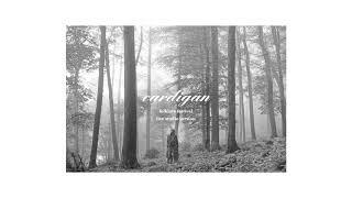 Taylor Swift - Cardigan (Folklore Festival Live Concept Studio Version)