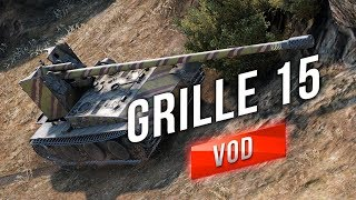[VOD] Grille 15 - Атака или Оборона?