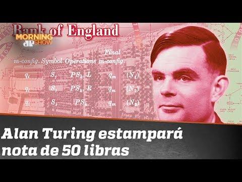 Perseguido por ser homossexual, matemático Alan Turing estampará nota de 50 libras