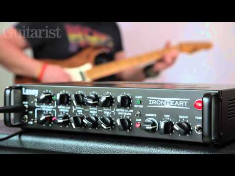 Laney Ironheart IRT-Studio 15W All-Valve Head