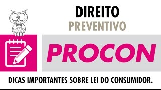 CONSELHO JURÍDICO – Procon