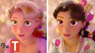 Alternate Stories Of Disney Princesses In Other Countries