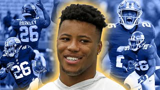 Top 10 Things You Didn't Know About Saquon Barkley! (NFL)