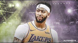 "Anthony Davis - ""Money In The Grave"" (LAKERS HYPE)"