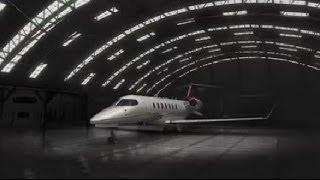 El camino hacia el primer vuelo de Learjet 85