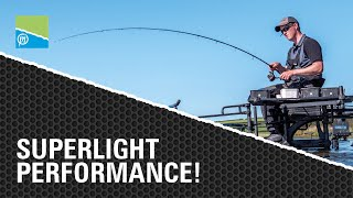 Video thumbnail for SUPER LIGHT PERFORMANCE | THE NEW SUPERA SL FEEDER RODS! Preston Innovations Match Fishing Videos