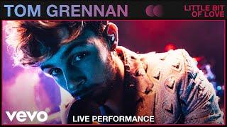 Tom Grennan - Little Bit Of Love (Live) | Vevo Studio Performance
