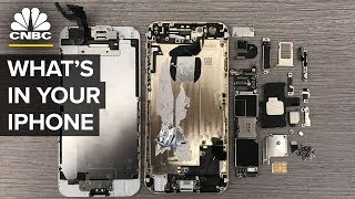 What's In Your Apple iPhone