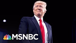 Poll: Most Of The Country Doesn't Like President Donald Trump As A Person | The 11th Hour | MSNBC