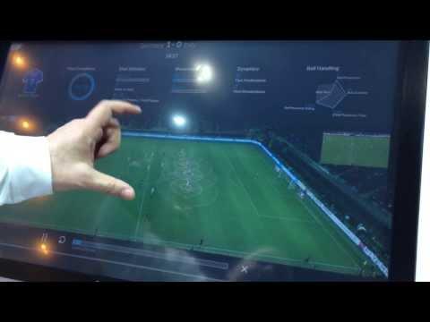 Sap Framework for FIFA live analytic