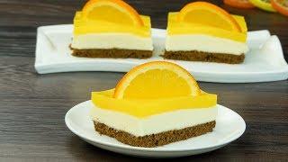 Prăjitură Fanta- cel mai delicios desert rapid fără coacere!