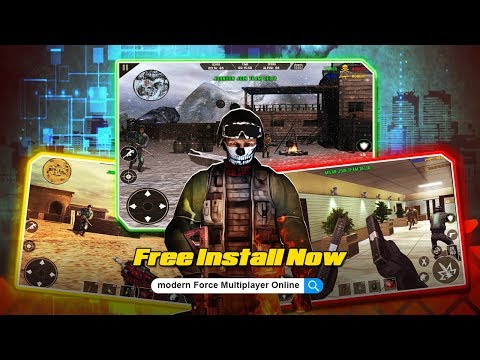 Modern Force Multiplayer Online is a fast paced action packed 3D multiplayer online game...