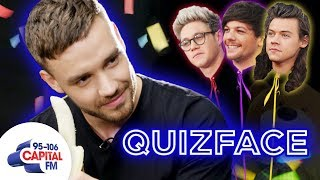 The One Where Liam Peels A Banana Real Sexy | Quizface | Capital