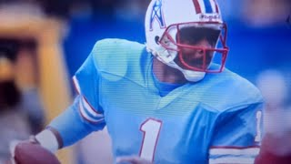 The History of the Black Quarterback  in the NFL