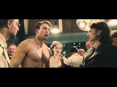 Captain America The First Avenger HD 3D YT3D