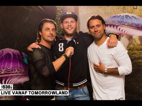 Axwell ^ Ingrosso | Interview | Tomorrowland 2015