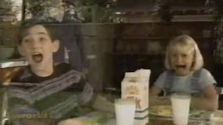 Milk CM with Carly Schroeder ~1998