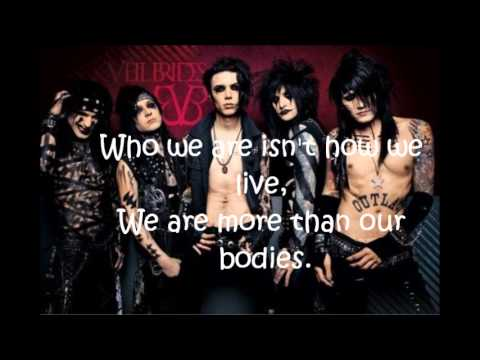 Black Veil Brides~ In The End (full song) lyrics - YouTube