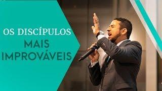 16/02/19 - Os discípulos mais improváveis - Pr. Jairo Souza
