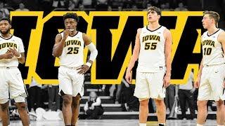 Iowa Hawkeyes Basketball Highlights 2019